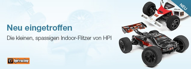 HPI Indoor-Flitzer