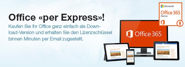 Microsoft Office per Express