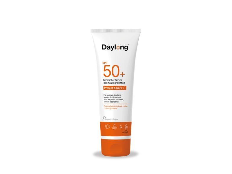 DAYLONG Sonnenlotion Protect&care SPF 50+ 100 ml