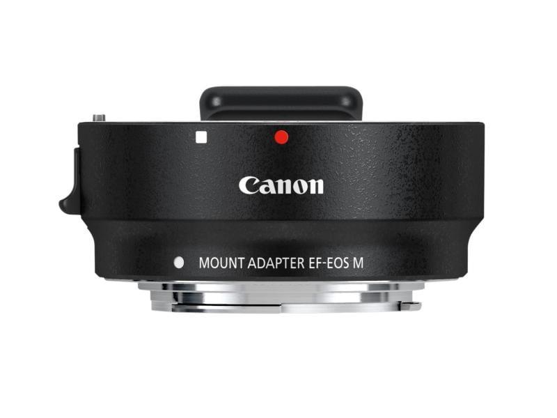 Canon Objektiv-Adapter EF-EOS M