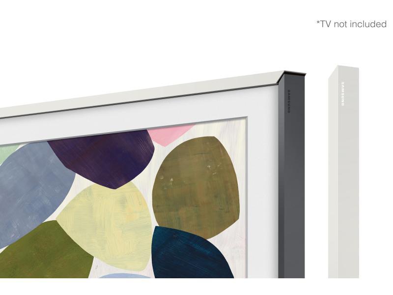 Samsung Wechselrahmen Frame 65 VG-SCFT65WT/XC White Metal