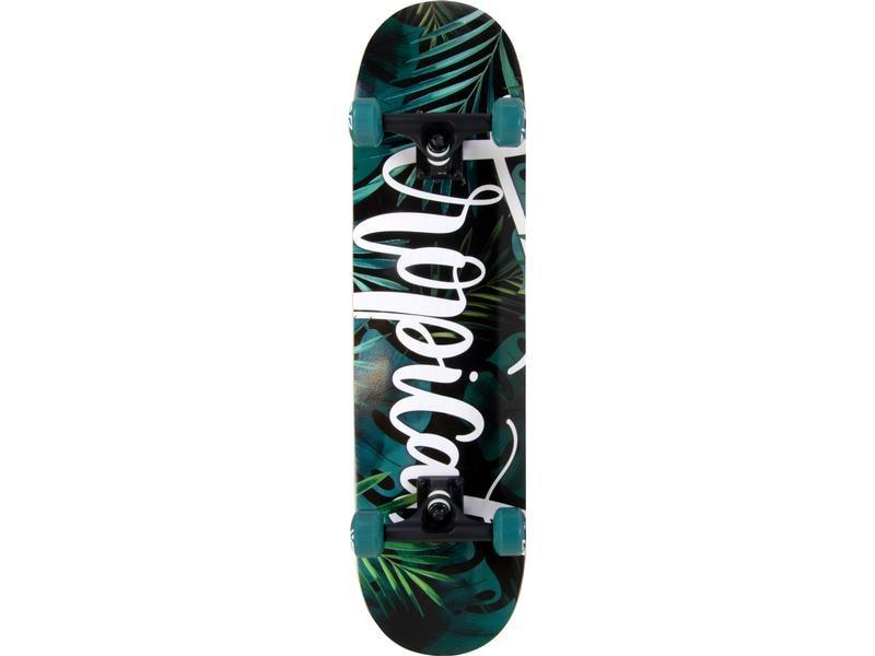 Slide Skateboard Slide 31 Zoll Tropical
