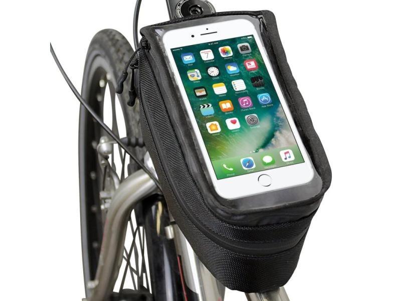 NC-17 Fahrradmobiltelefonhalter Connect XL Oberrohr Tasche