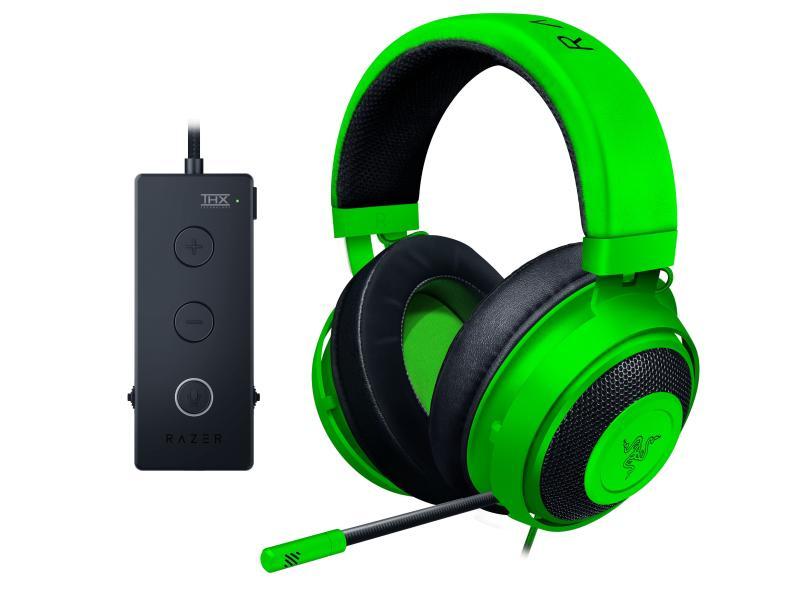 Razer Headset Kraken Tournament Edition  Grün