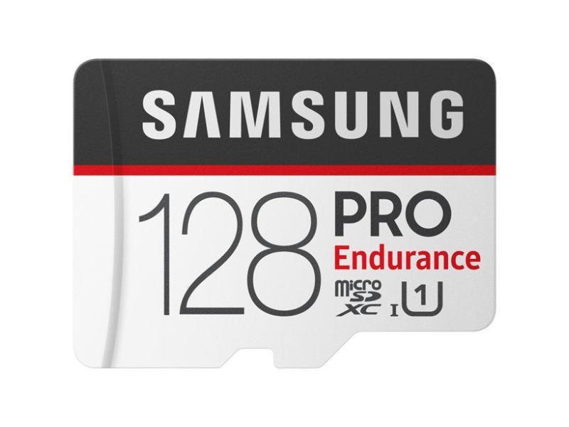 Samsung microSDXC-Karte Pro Endurance 128 GB