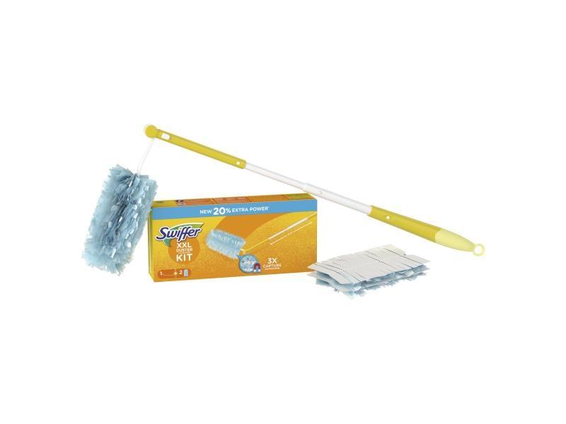 Swiffer Staubmagnet XXL (Griff + 2 Tücher)