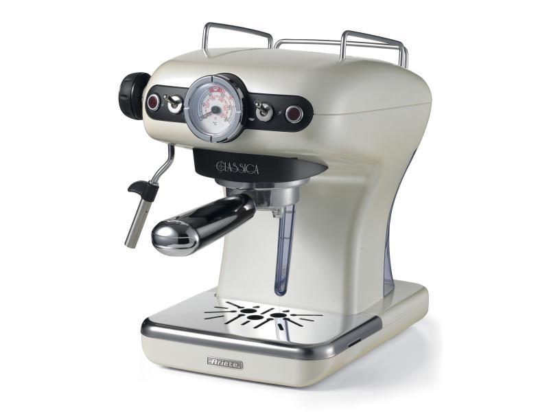 Ariete - Portionskaffeemaschine ARI-1389-PR Perlmutt