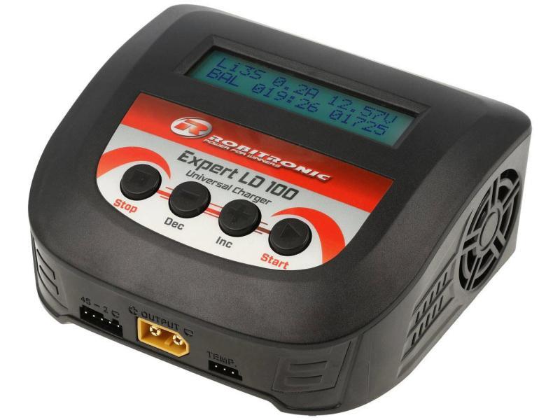 Robitronic Ladegerät Expert LD 100 2-4S