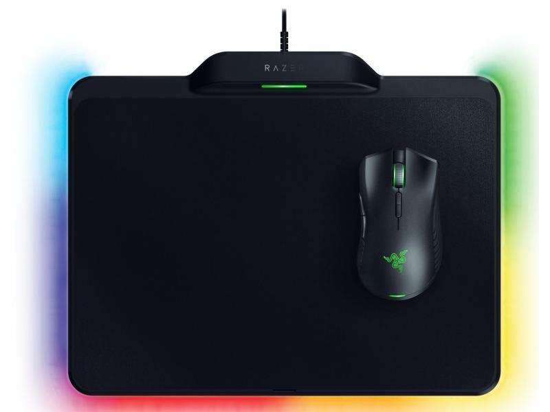 Razer Gaming-Maus Mamba + Firefly HyperFlux Bundle