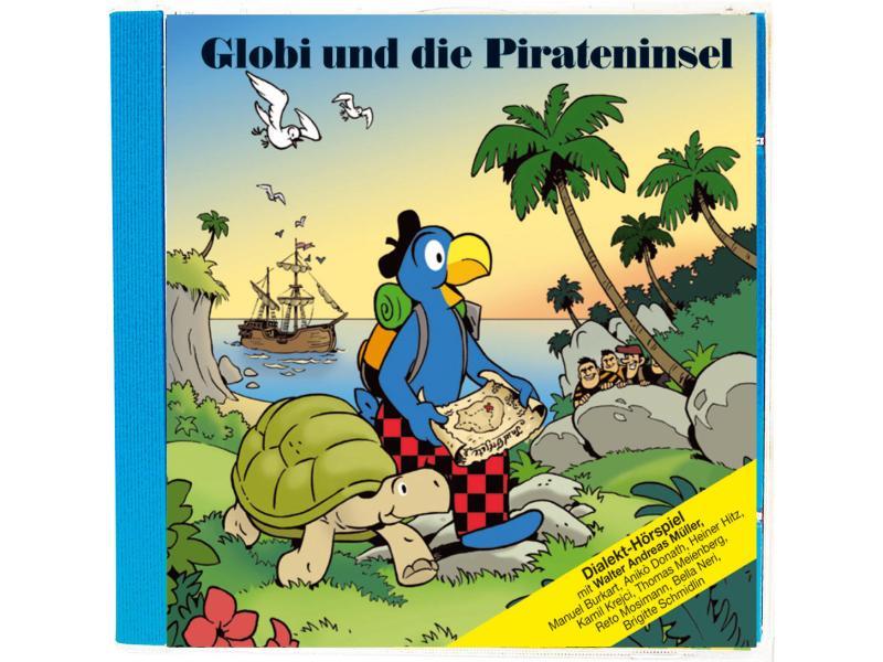 Globi und die Pirateninsel Cover