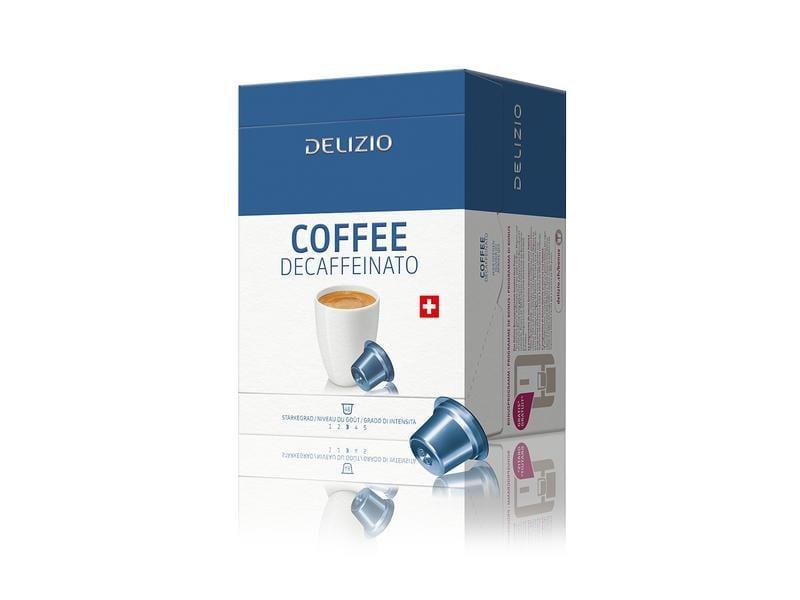 Delizio Kaffeekapseln Coffee Decaffeinato 48 Stück