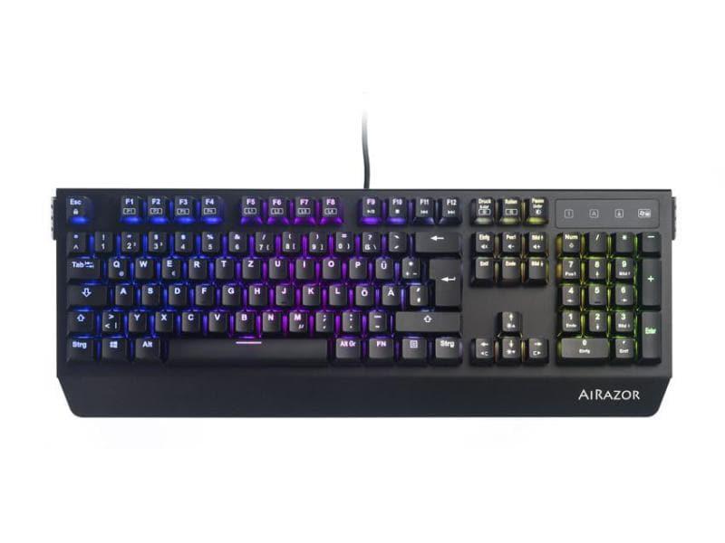 LC-Power Gaming-Tastatur AiRazor LC-KEY-MECH-1-RGB