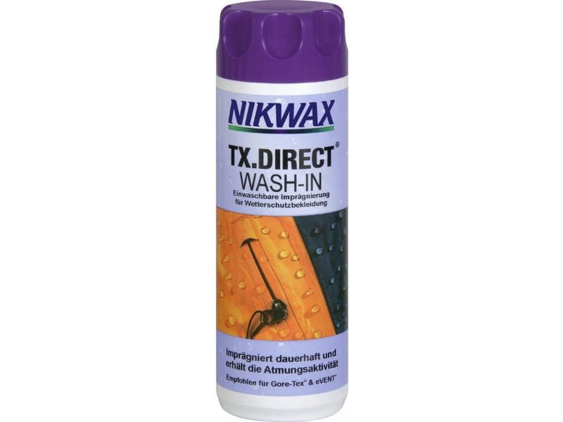 NIKWAX Imprägnierung TX.Direct Wash-In 300 ml