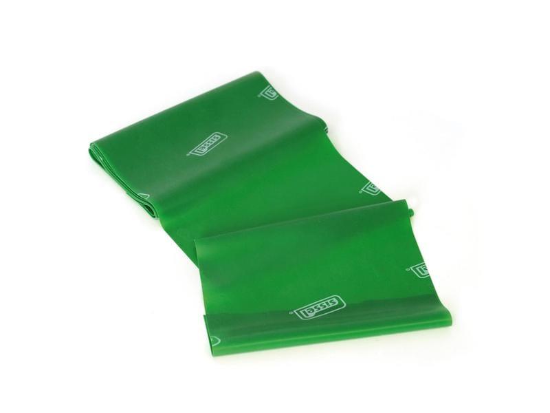 Sissel Fitband Essential 15 cm x 2.5 m grün