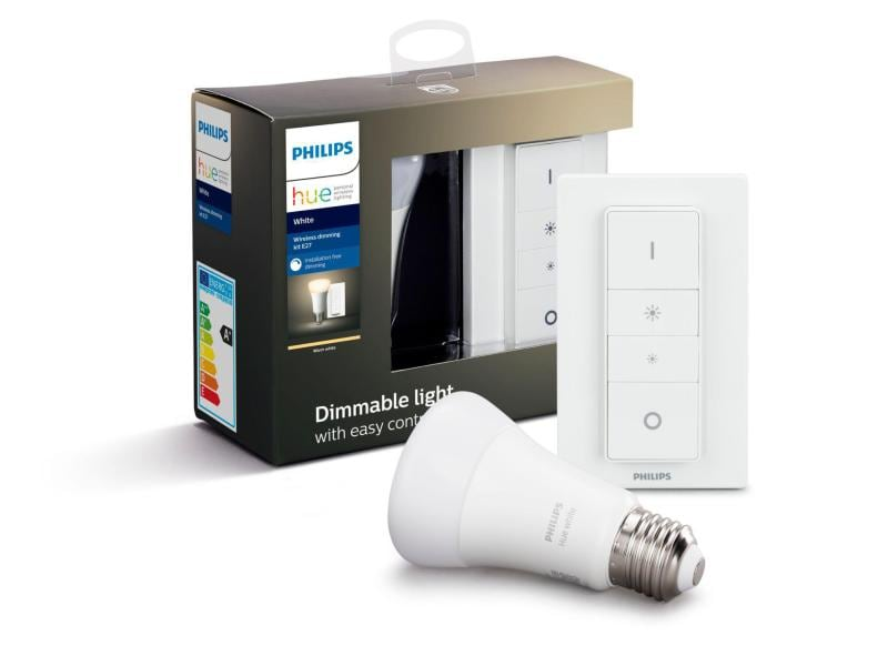 Philips Hue E27 Wireless Dimming Kit