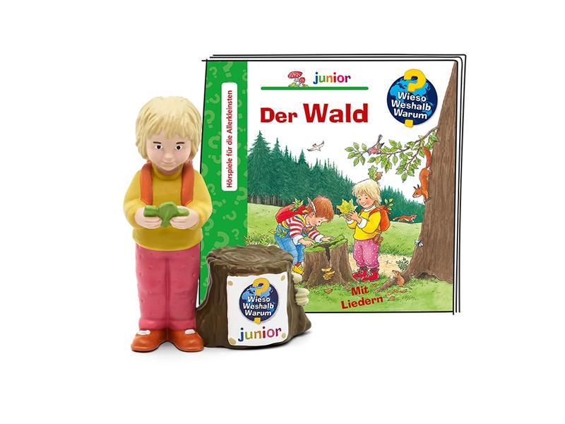 Der Wald - Wieso, Weshalb, Warum? Junior (Tonie) Cover