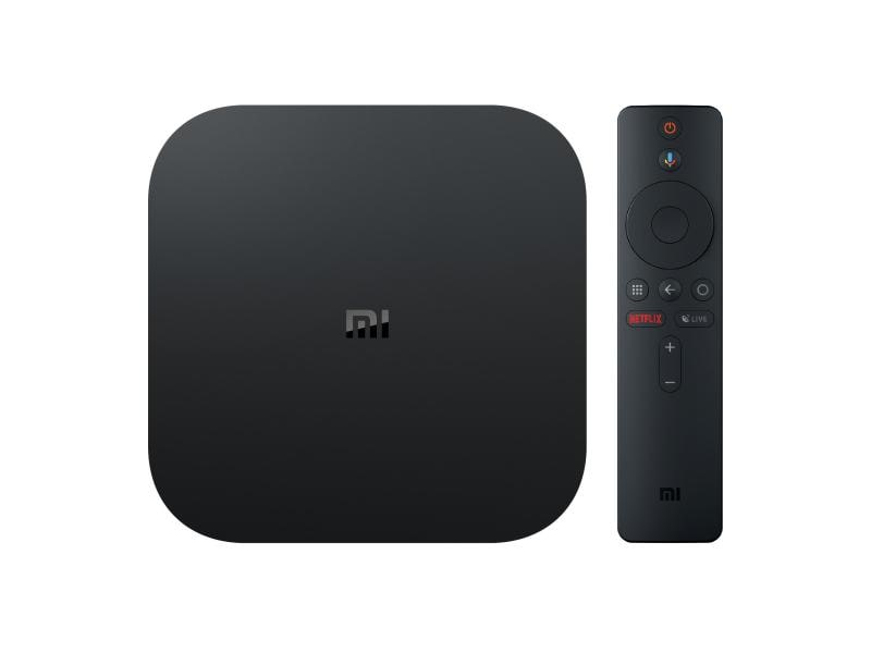 Xiaomi Mediaplayer MI Box S *inkl. gratis Wilmaa Me Plus Voucher*