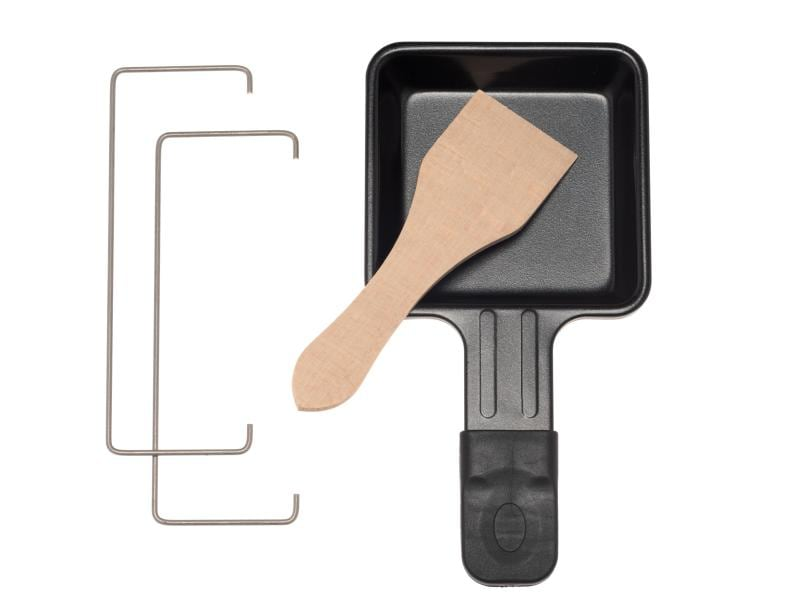 Schweizer Taschengrill Besteck-Set Raclettemodul