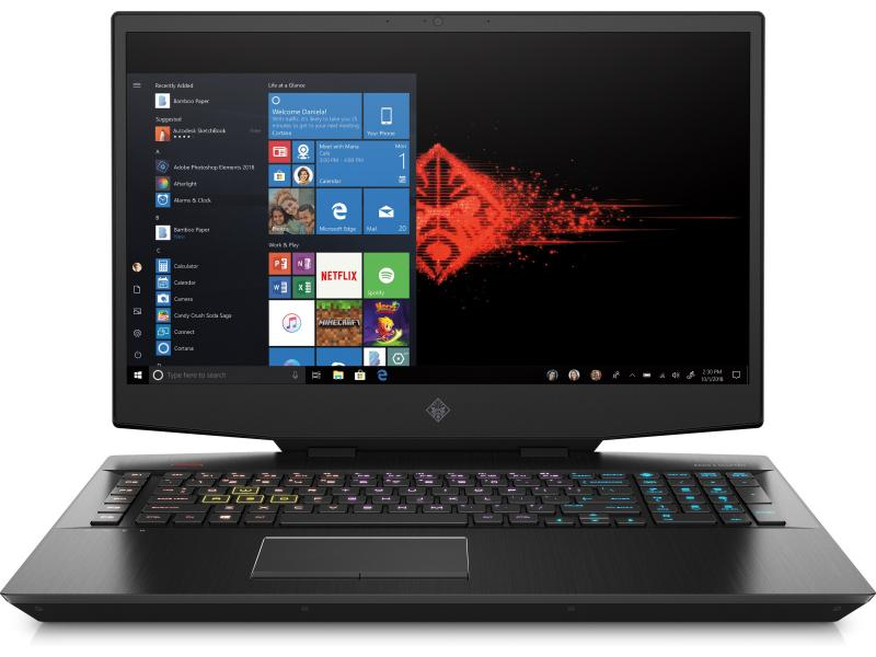 HP Notebook OMEN 17-cb1998nz