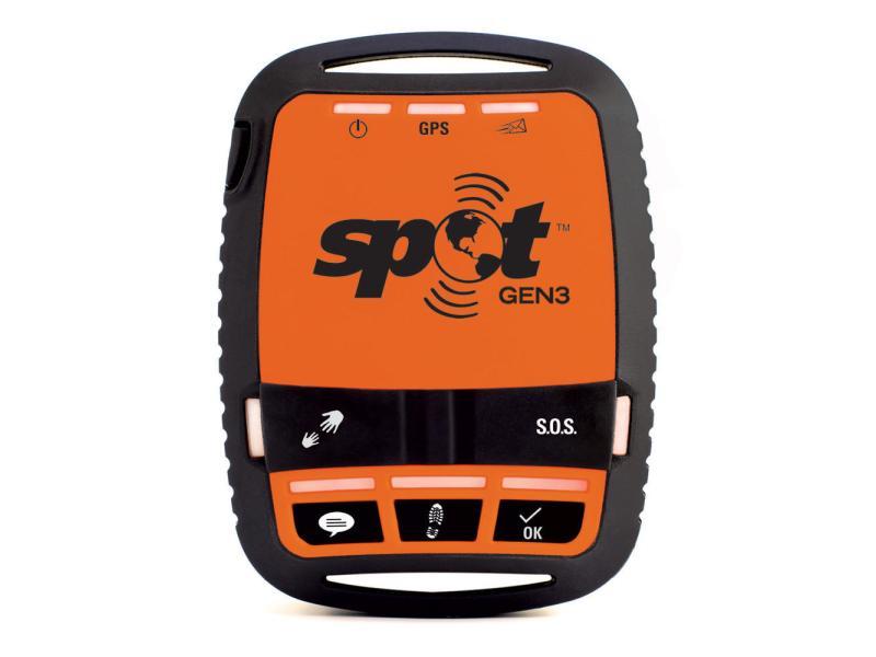Spot GPS Messenger GEN3 Satelliten Messenger