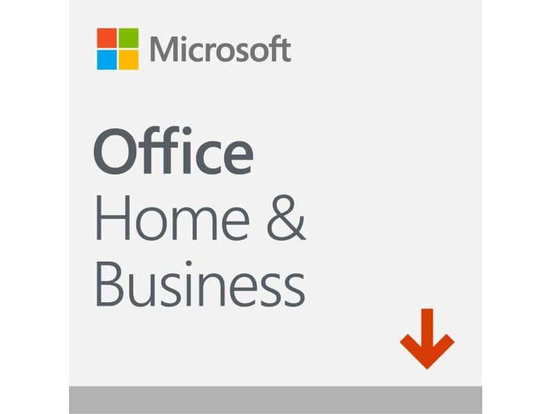 Microsoft Office 2019 Home and Business ESD