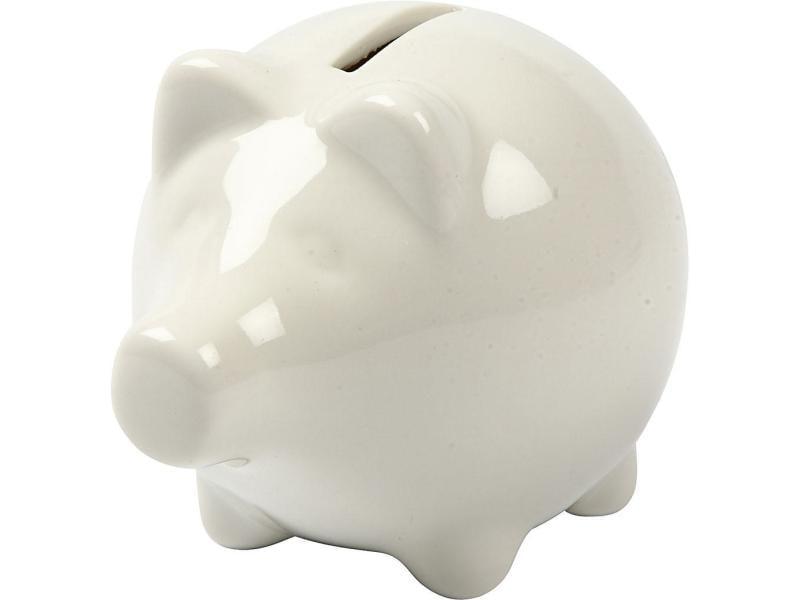 Creativ Company Spardose 8,5 cm Schwein