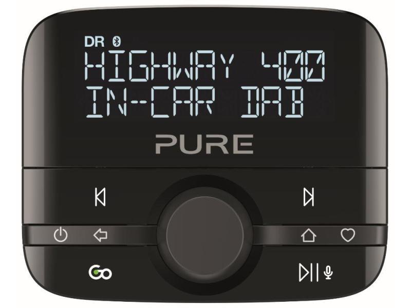Pure DAB+ Erweiterung Highway 400 Adapter
