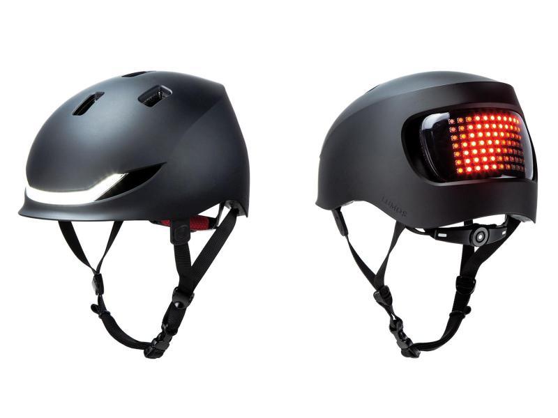 LUMOS Helm Matrix schwarz