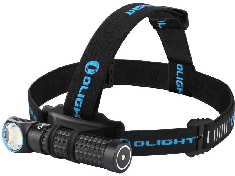 Olight Stirn- und Taschenlampe Perun