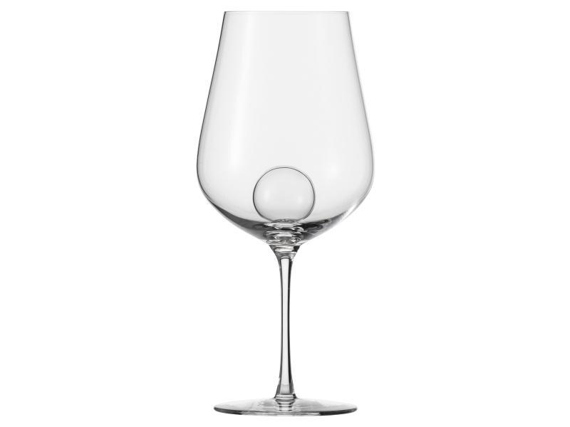 Schott Zwiesel Rotweinglas AirSense 6.31 dl, 2 Stück, Transparent