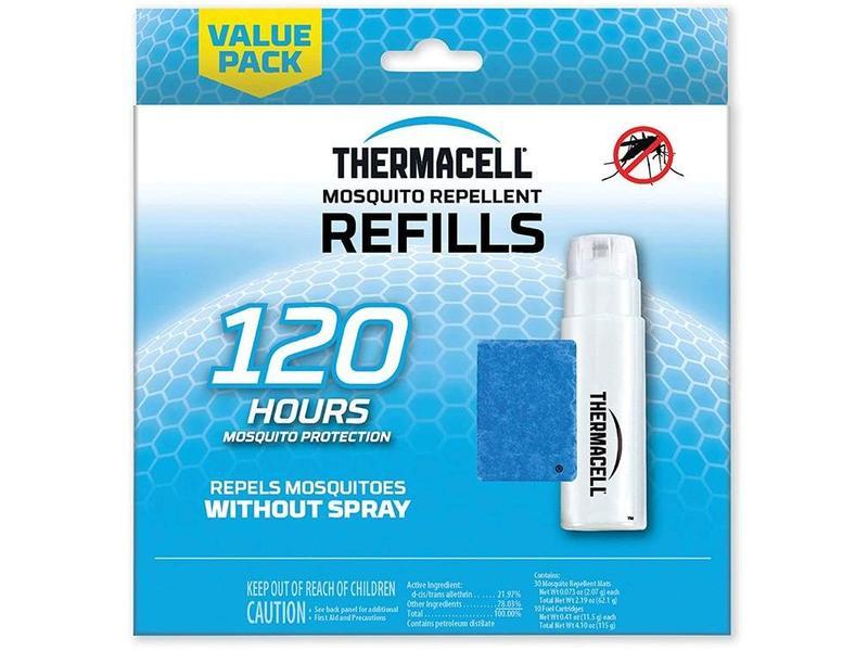 Thermacell Insektenabwehr Nachfüllpack Mosquito Repeller 120 h