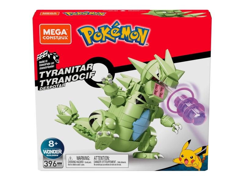 Mega Construx Bausteinmodell Pokémon Despotar