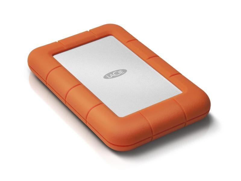 LaCie Externe Festplatte Rugged Mini 2 TB
