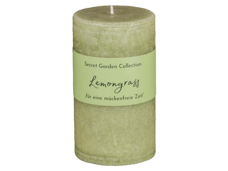 Schulthess Kerzen Anti-Mücken-Kerze Secret Garden  Lemongrass