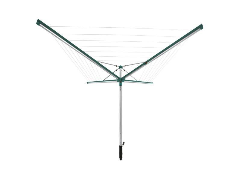 Leifheit Wäschespinne Linomatic 500 Deluxe 50 m
