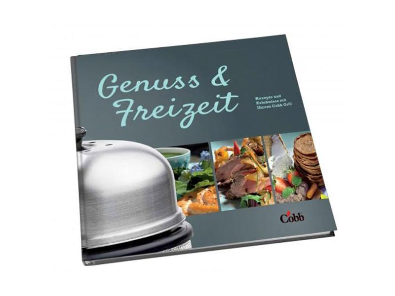 COBB Kochbuch Genuss & Freizeit
