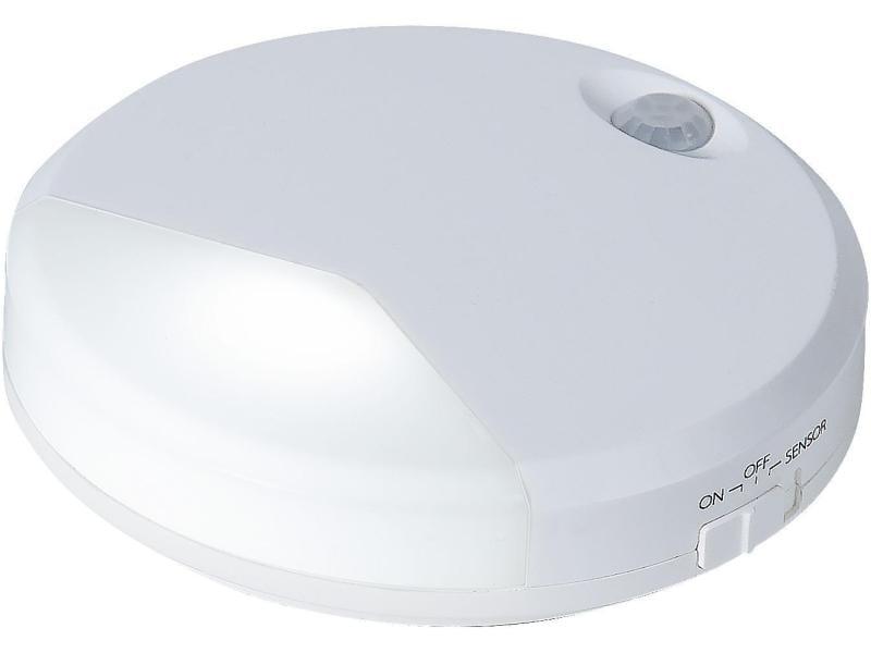 Star Trading Nachtlicht 357-26 mit Sensor und Bewegungsmelder