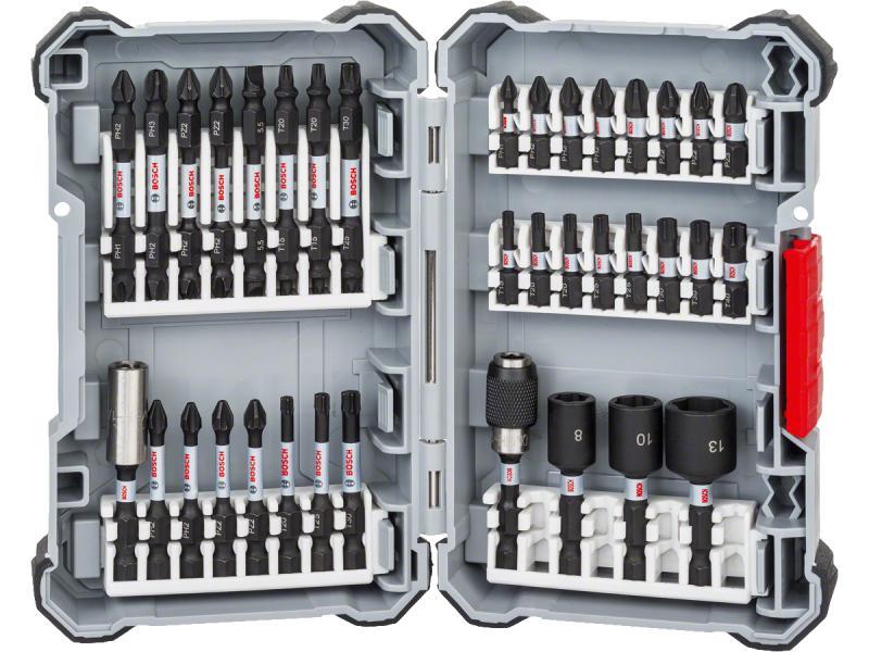 Bosch Professional Bit-Set Impact Control 36-teilig