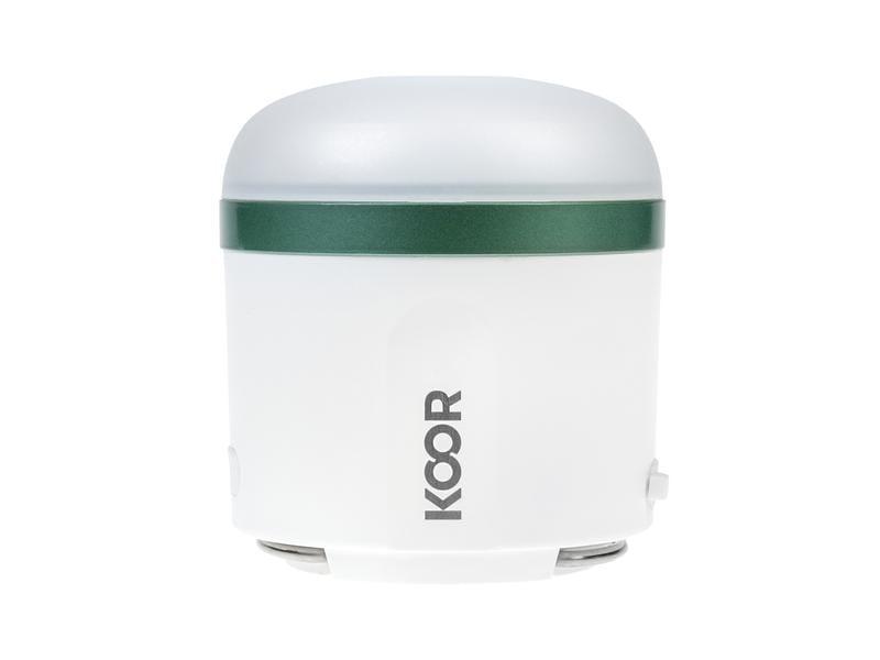 KOOR Campinglampe LED camp compact