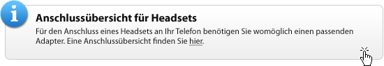 Plantronics HL10 - Telefonhörer-Lifter HL10-a