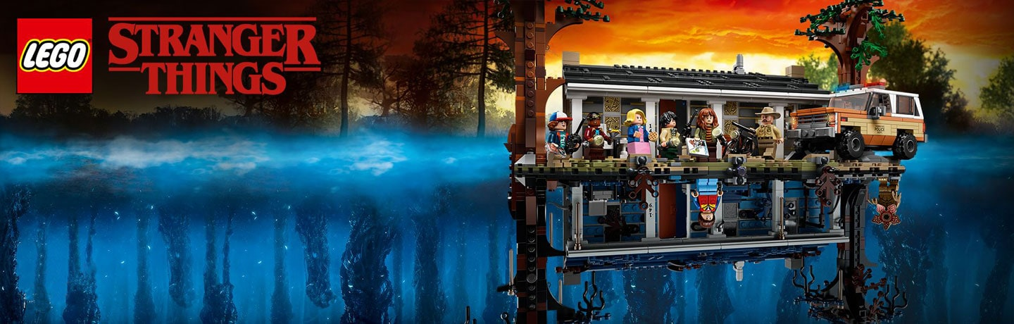 Lego – Stranger Things