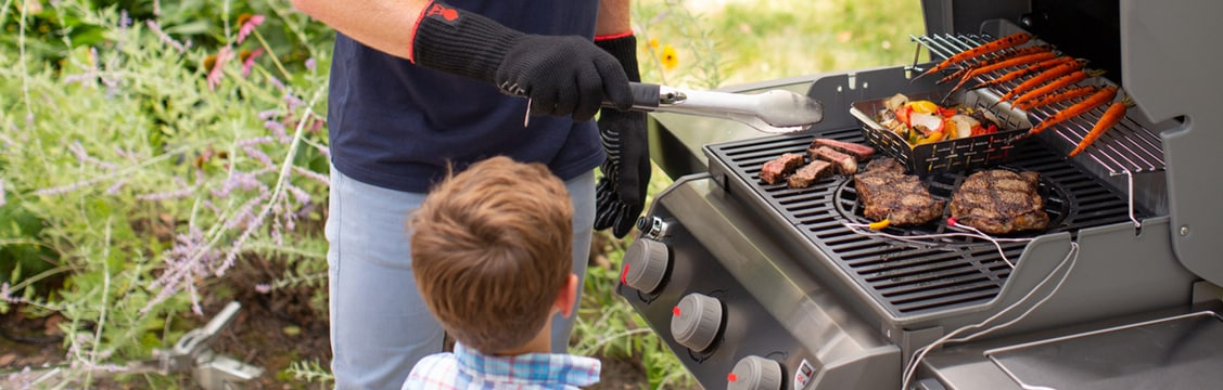 Barbecues Weber & accessoires