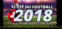 AVEC PROMOTIONS ET CONCOURS - L'ÉTÉ DU FOOTBALL