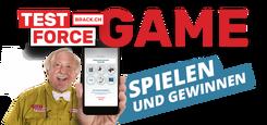Auf spielerische Art die Sortimentsfülle erfahren: game.brack.ch