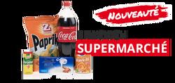 Nouveauté : supermarché chez BRACK.CH
