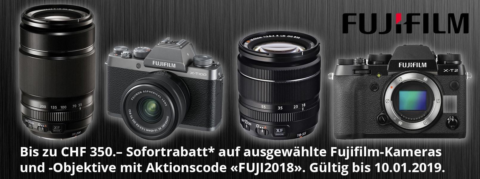 Fujifilm Promo