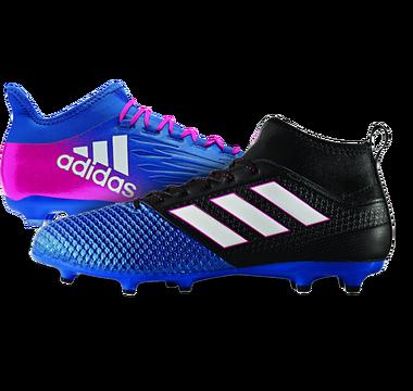 Chaussures de football d'Adidas