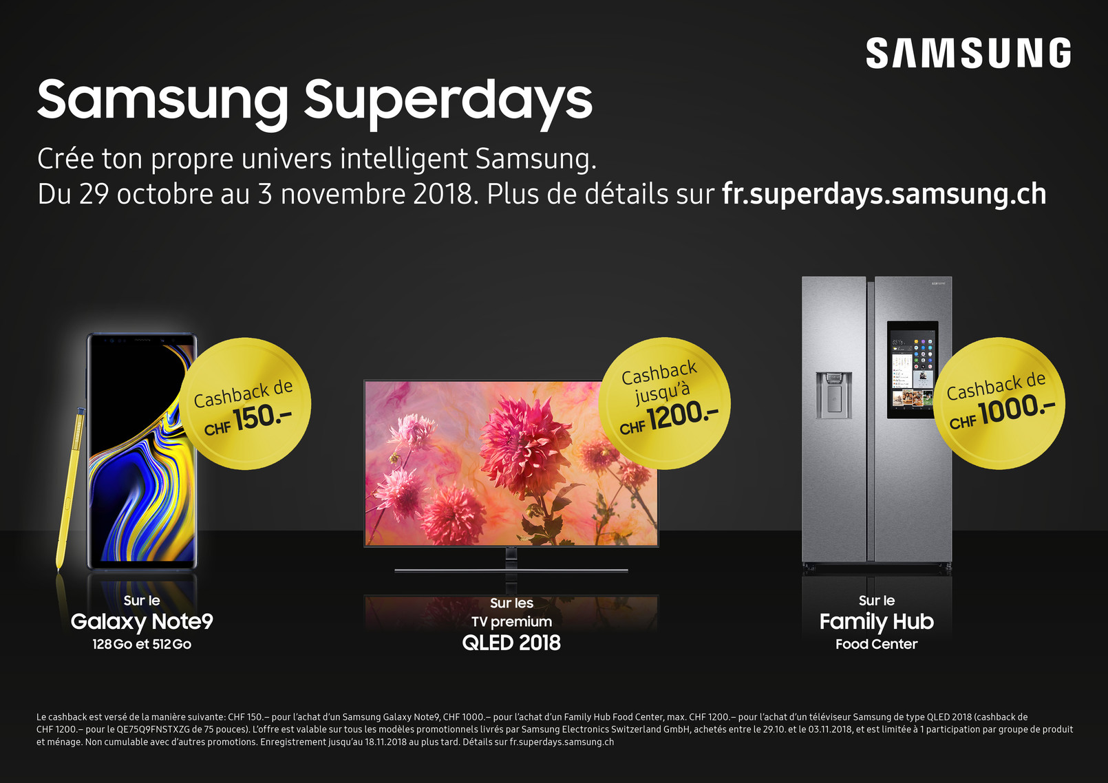 Samsung Superdays