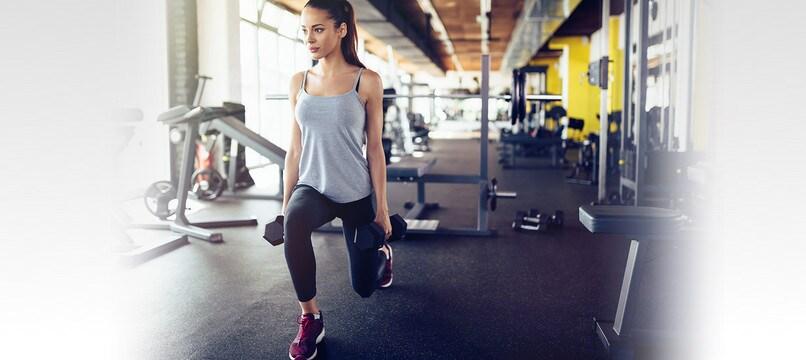 Fitnessschuh