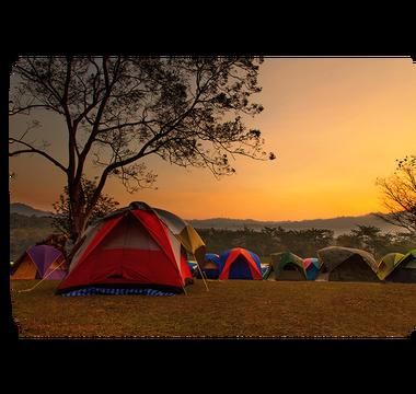 camping welt